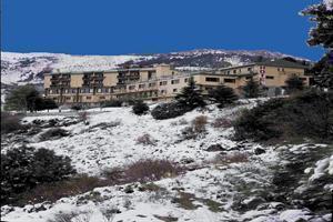 El Guerra Hotel (Gãœejar Sierra)