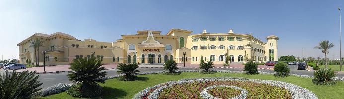 Hotel Moevenpick Media City