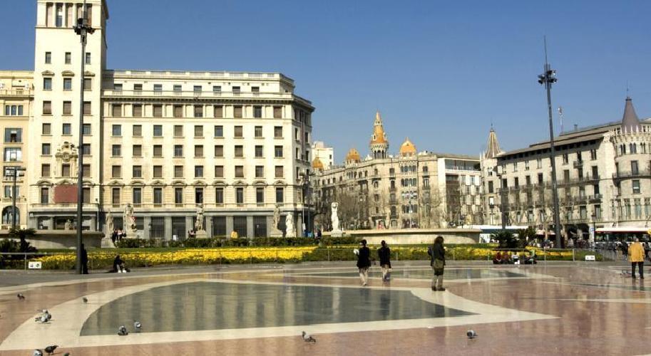 Hotel Silken Ramblas Barcelone
