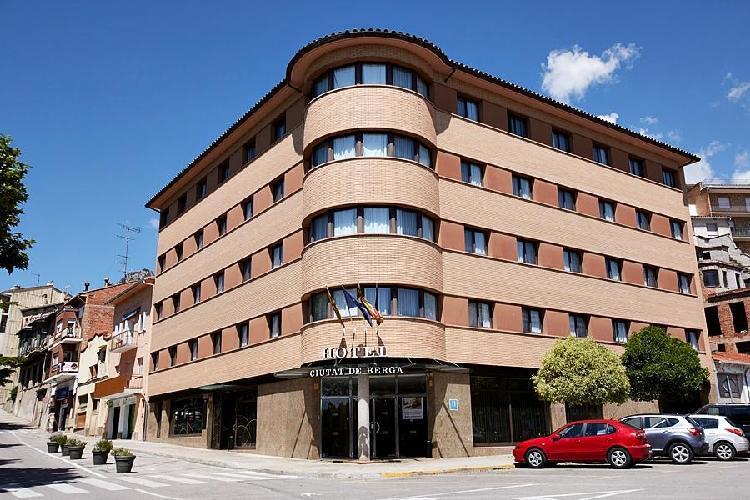 Hotel hcc ciutat de berga berga - Ciudad de berga ...