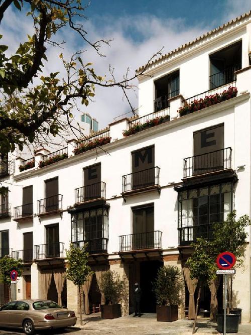 Hotel eme catedral seville - Spa hotel eme ...