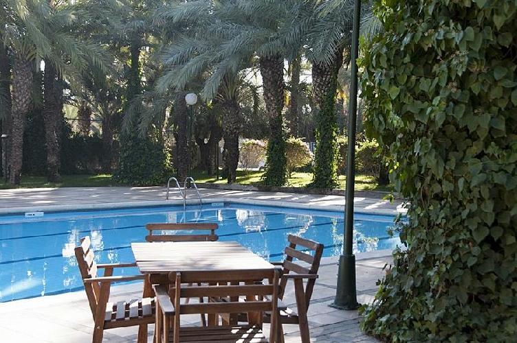 Hotel jardin milenio elche for Jardin milenio