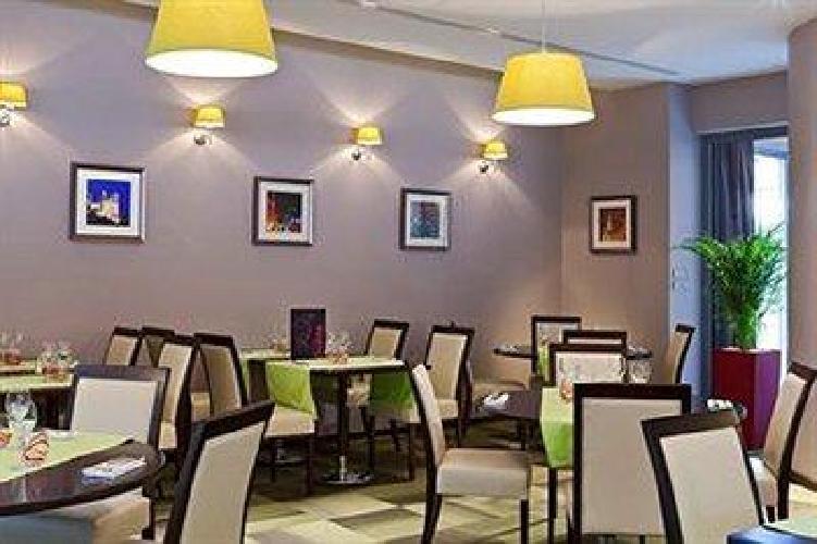 Crown Plaza Lyon Restaurant