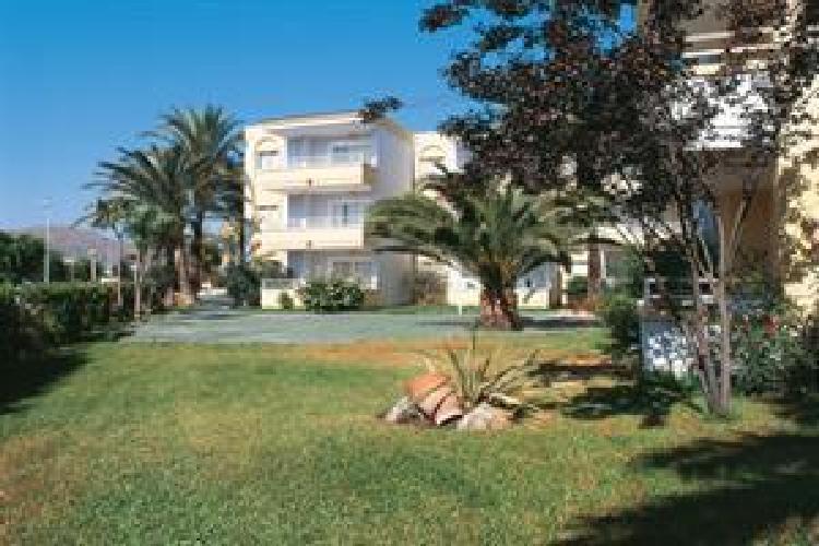 Hotel palm garden puerto de alcudia for Katzennetz balkon mit hotel palm garden alcudia