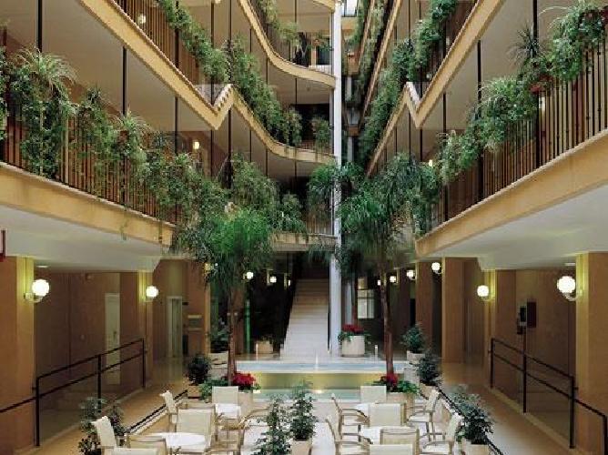hotel nh jardines del turia valencia