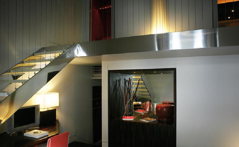 Hotel sina the gray milano for Grey hotel milano