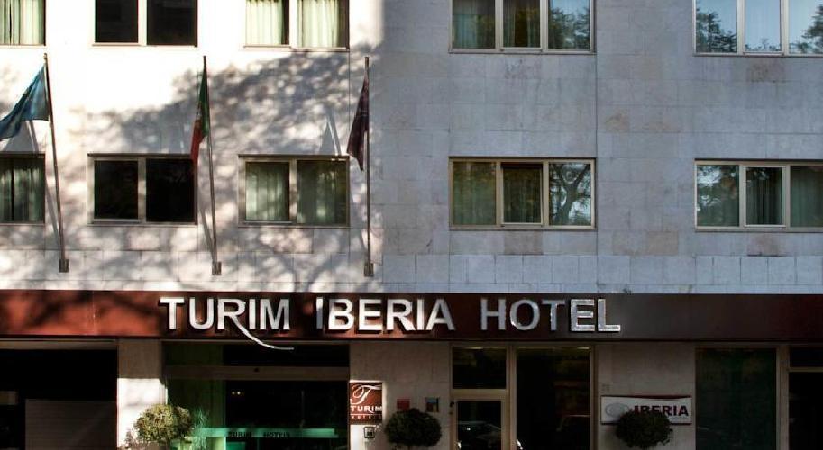 Hotel turim iberia lisbonne for Hotels 4 etoiles lisbonne
