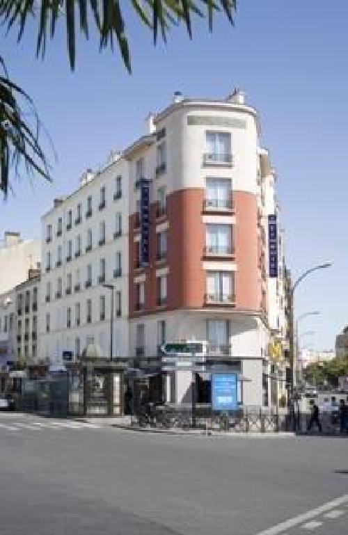 Hotel ibis styles paris boulogne marcel sembat paris - Metro marcel sembat boulogne ...