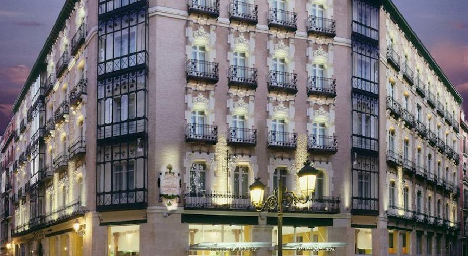Hotel catalonia el pilar zaragoza for Hotel familiar en pilar