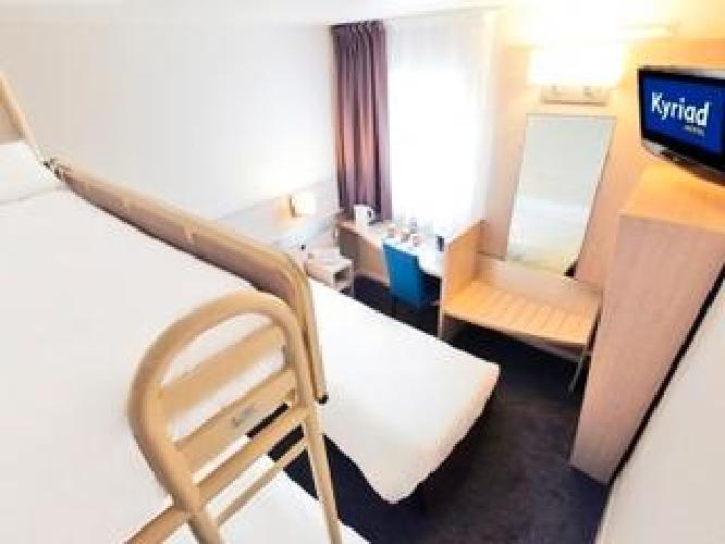 Hotel kyriad porte d 39 ivry paris ivry sur seine - Metro porte d ivry ...