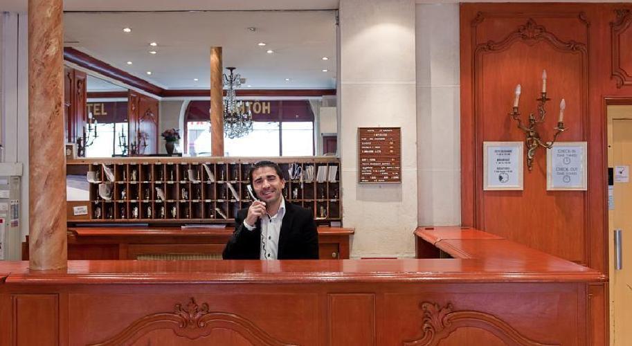 Restaurant Au M Ef Bf Bdtro Paris