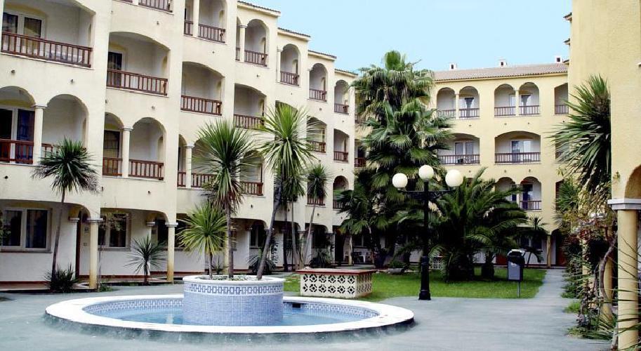 Hotel jardines del plaza pe iscola for Jardines del plaza peniscola