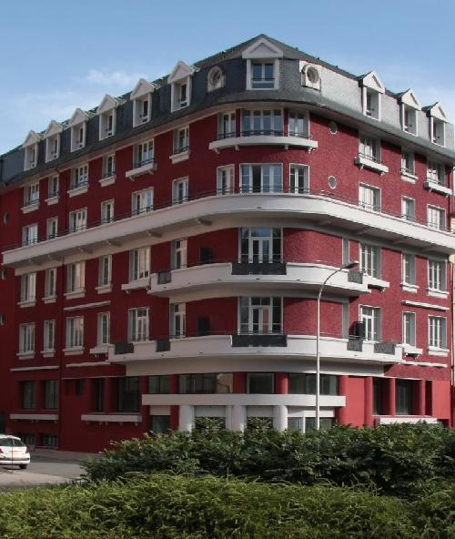 Appart hotel odalys lorda lourdes for Appart hotel france