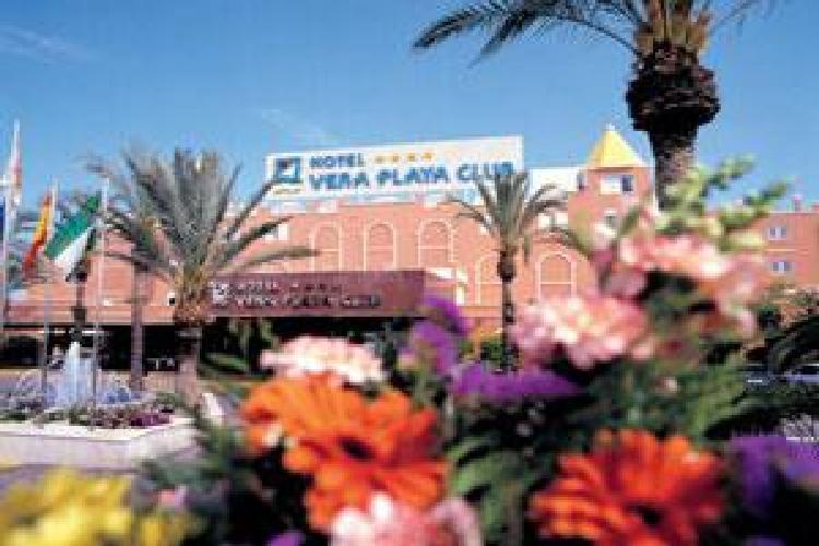 Vera playa club hotel vera for Hoteles en vera