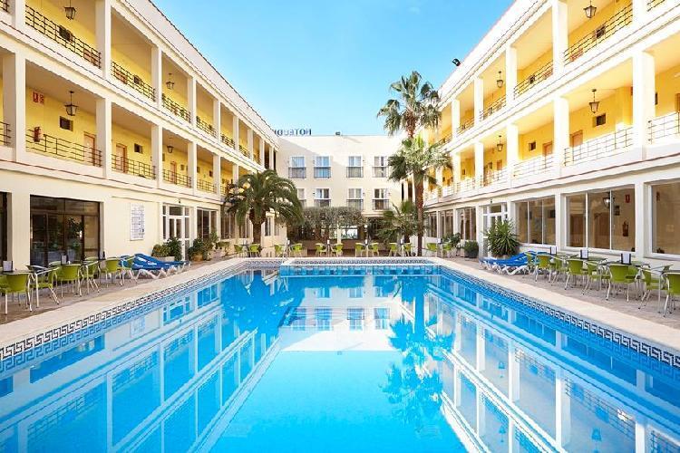 Hotel del golf playa grao de castellon - Spa en castellon ...