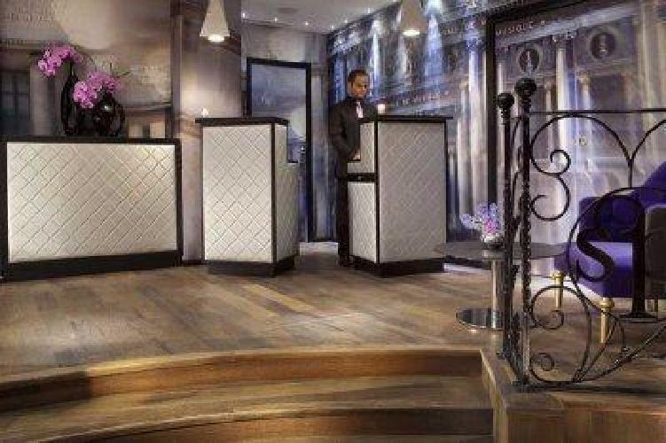 Secret de paris hotel paris for Secret de paris hotel