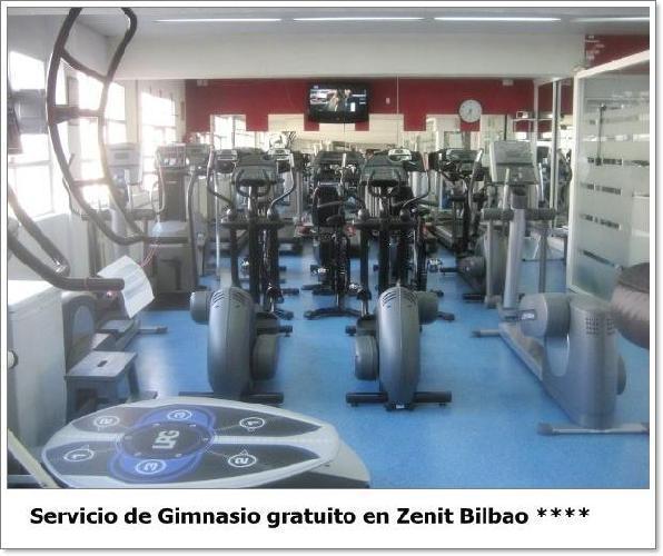 Hotel zenit bilbao bilbao for Gimnasios en satelite