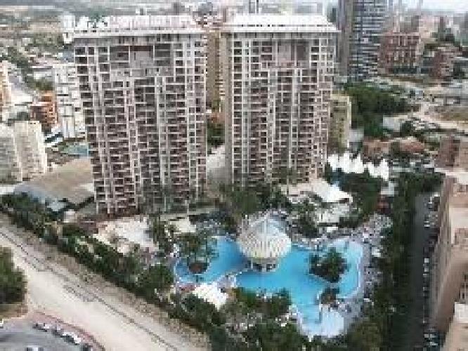 Hotel apartamentos magic tropical splash benidorm - Apartamentos magic monika holidays ...