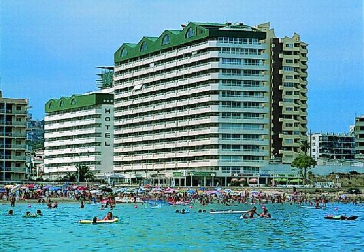 Hotel ar roca esmeralda spa calpe calpe for Hoteles en calpe playa