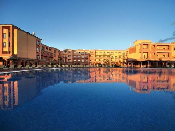 Hotel barcelo punta umbria beach resort punta umbria - Hoteles barcelo en madrid ...