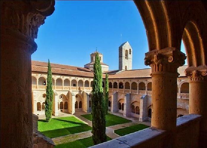 hotel castilla termal monasterio de valbuena san bernardo rh hotelius com