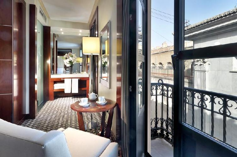 Hotel Eurostars Gran Via Granada