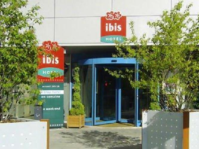 hotel ibis porte de bercy charenton le pont