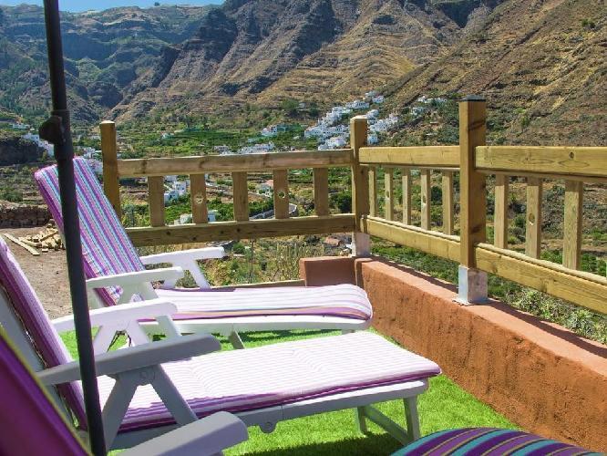 550623 casa en agaete con internet piscina jard n for Piscinas de agaete