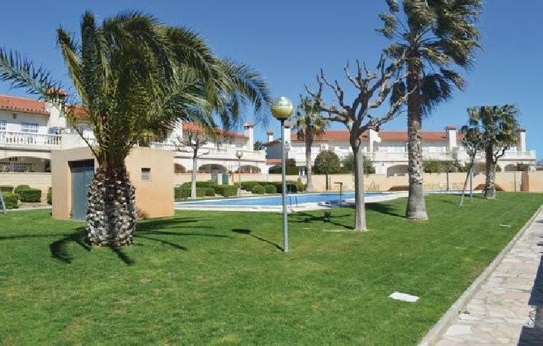 508611) Casa A 705 M Del Centro De Miami Platja Con Piscina, Aire ...