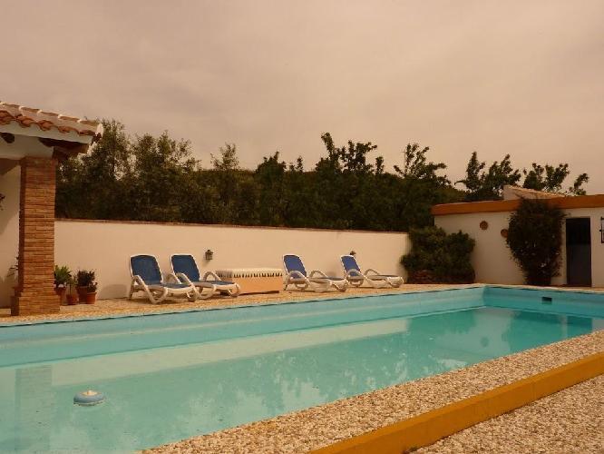 53467 cortijo en loja con internet piscina terraza for Piscina loja granada
