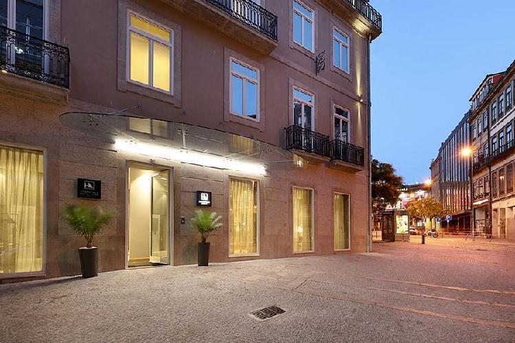 hotel eurostars porto centro oporto