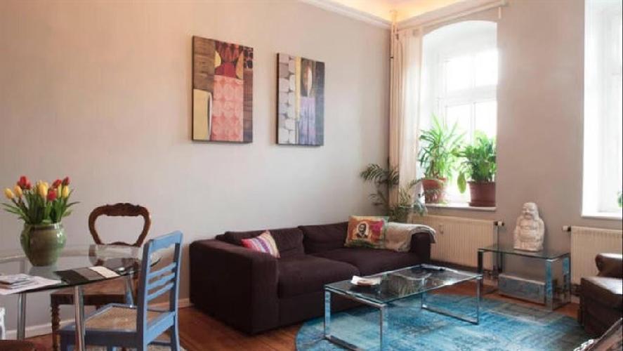 Apartamento en berl n con lavadora berlin for Apartamentos en berlin