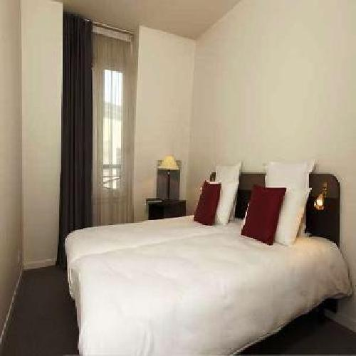 Hotel appart 39 city paris saint maurice saint maurice val for Appart hotel paris 6