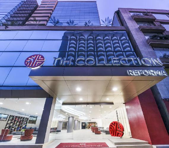 Hotel nh collection mexico city reforma ciudad de mexico - Hotel nh reforma ...