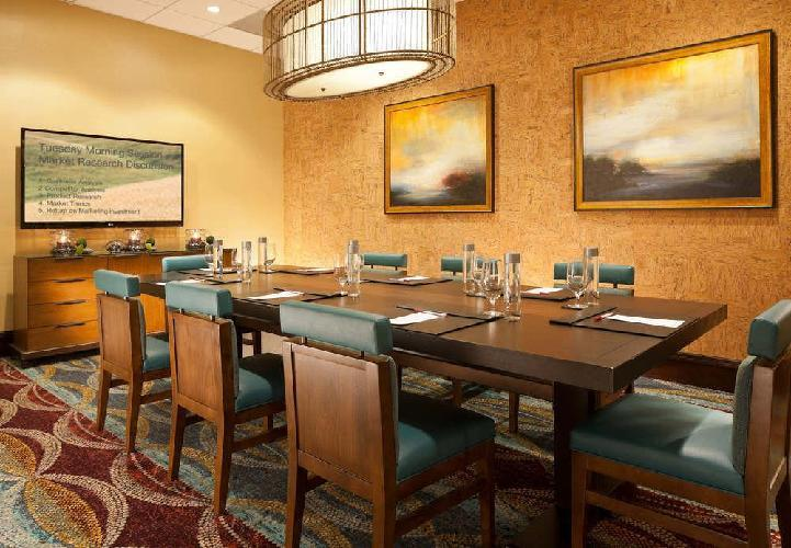 Breakfast congruent hotel meeting seattle