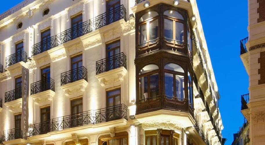 Hotel vincci palace valencia - Vincci palace valencia hotel ...